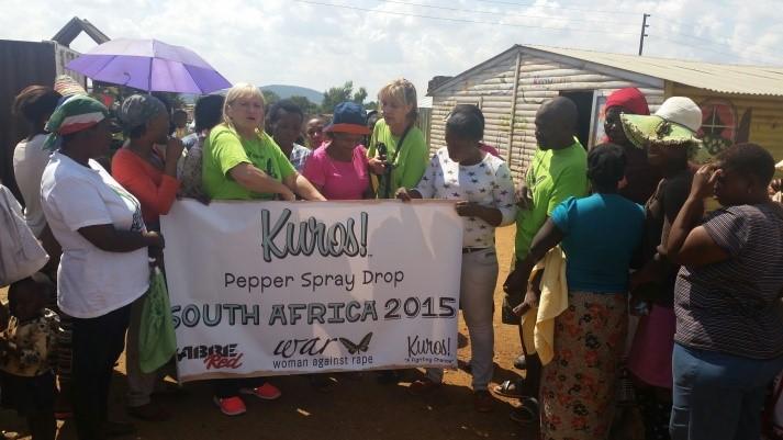 WAR Pepper Spray